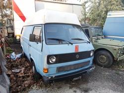 Volkswagen Transporter vintage vehicle - Lot 7 (Auction 5216)