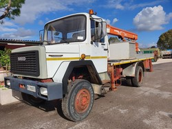Iveco Magirus truck - Lot 9 (Auction 5216)