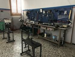 Banchi da lavoro e accessori riparazione biciclette