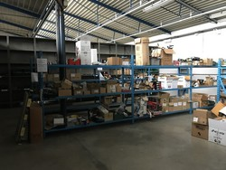 Spare parts warehouse for bicycles - Lot 5 (Auction 5221)