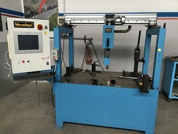 Bike Machinery frame break test machine - Lote 9 (Subasta 5221)