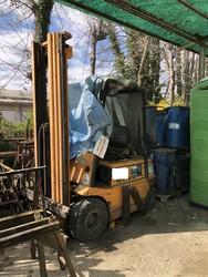 Forklift D115   SV360 - Lot 0 (Auction 5226)