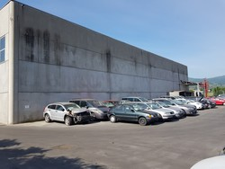 Sale of business company dedicated to vehicles dismantling - Lote 1 (Subasta 5230)
