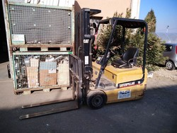 Carrello elevatore Caterpillar EP15KRT Caterpillar EP15KRT