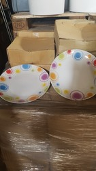 Flat dishes - Lot 5 (Auction 5235)