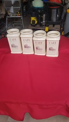 Jars for coffee - Lot 7 (Auction 5235)