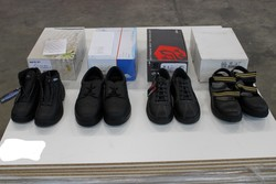 Scarpe antinfortunistiche Safe Way - Lotto 21 (Asta 5237)