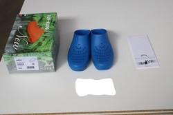 Sanitary footwear Safe Way - Lote 53 (Subasta 5237)