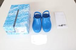 Sanitary footwear Safe Way KG063 - Lote 56 (Subasta 5237)