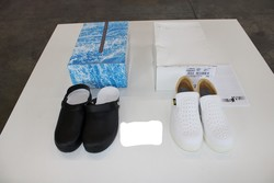 Sanitary footwear Safe Way 00P302 - Lote 75 (Subasta 5237)