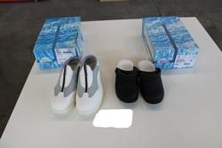 Sanitary footwear Safe Way - Lote 80 (Subasta 5237)