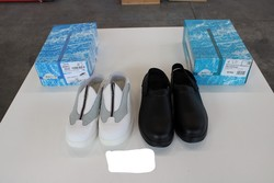 Calzature sanitarie Safe Way e scarpe antinfortunistiche Siili Safety - Subasta 5240