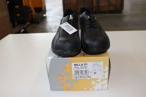 Immagine n. 2 - 128#5240 Scarpe antinfortunistiche Siili Safety MILLAS1