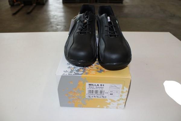 Immagine n. 8 - 130#5240 Scarpe antinfortunistiche Siili Safety R263 MILLAS1