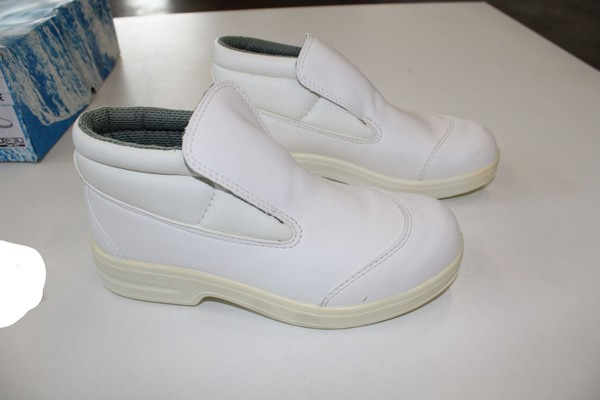 Immagine n. 2 - 136#5240 Scarpe antinfortunistiche Siili Safety H524