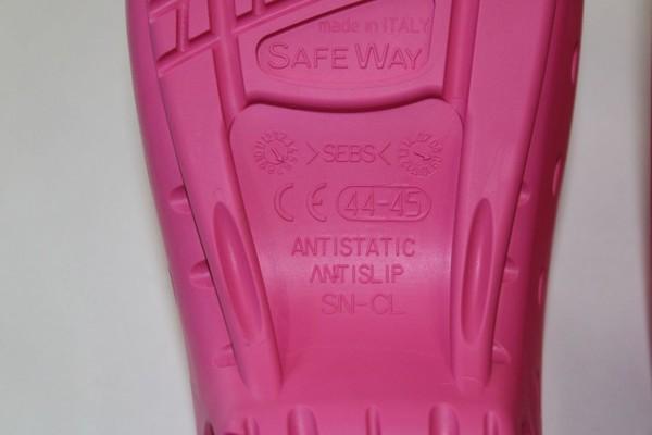 Immagine n. 11 - 138#5240 Scarpe antinfortunistiche Safe Way