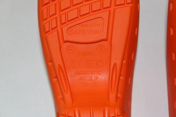 Immagine n. 11 - 139#5240 Scarpe antinfortunistiche Safe Way