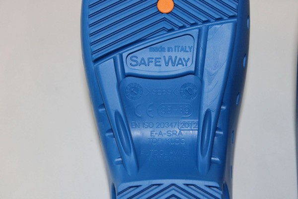 Immagine n. 19 - 139#5240 Scarpe antinfortunistiche Safe Way