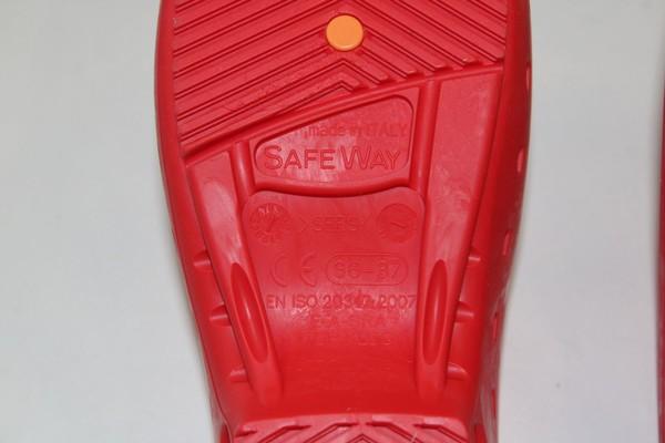 Immagine n. 29 - 139#5240 Scarpe antinfortunistiche Safe Way