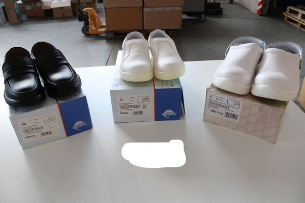 150#5240 Scarpe antinfortunistiche Safe Way