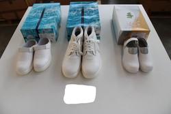 Sanitary footwear Safe Way - Lot 85 (Auction 5240)