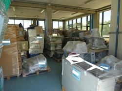 Warehouse of plumbing and sanitary material - Lot 1 (Auction 5249)
