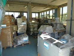 Magazzino di materiale termoidraulico e sanitari - Lotto 1 (Asta 5249)