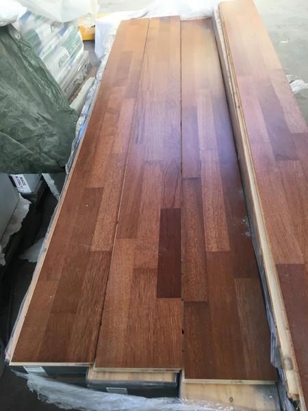 10#5250 Parquet in legno Merbau Regal Classic