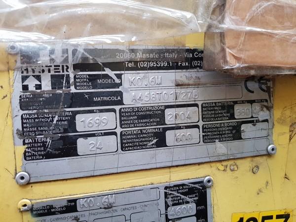 Immagine n. 40 - 2#5251 Macchinari e attrezzature