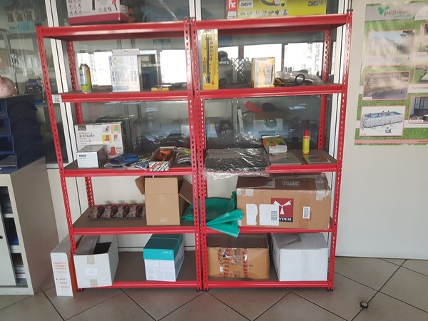 Immagine n. 171 - 2#5251 Macchinari e attrezzature