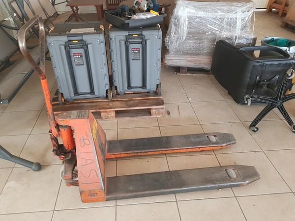 Immagine n. 331 - 2#5251 Macchinari e attrezzature