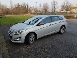 Hyundai I40Wagon car - Lot 1 (Auction 52510)