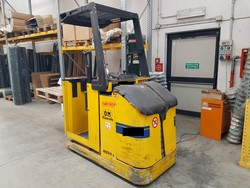 Pimespo forklift - Lot 10 (Auction 52510)