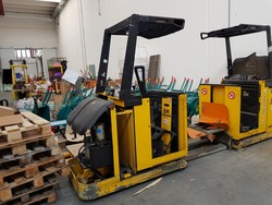 Pimespo forklifts - Lot 15 (Auction 52510)