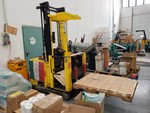 Hyster forklift - Lot 3 (Auction 52510)