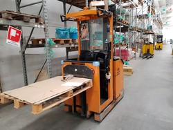 Pimespo forklift - Lot 5 (Auction 52510)