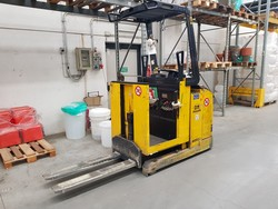 Pimespo forklift - Lot 6 (Auction 52510)