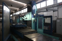 Sachman milling machine and machinery for working iron - Auction 5252