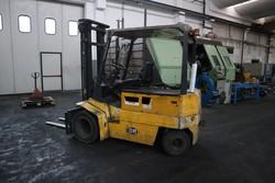 Fiat Om forklift trucks - Lot 11 (Auction 5252)