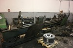 Torgim and Giana parallel lathes - Lot 3 (Auction 5252)