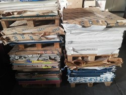 Cardboard pallets - Lot 74 (Auction 5253)