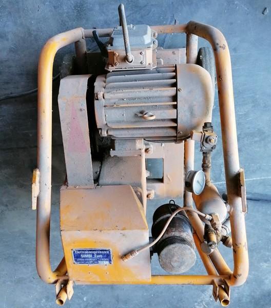 80#5253 Elettrocompressore Simbi Euro