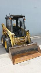 FH 30 2 excavator and Komatsu skid steer loaders - Lote 0 (Subasta 5254)