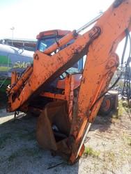Wheeled backhoe loader FB 100 2 - Lote 7 (Subasta 5254)