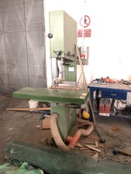 Wood saw - Lot 11 (Auction 5257)