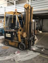 Forklift truck - Lote 12 (Subasta 5257)