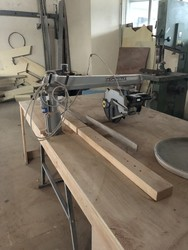 Radial squaring machine - Lot 16 (Auction 5257)