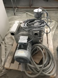 Vacuum pump - Lot 4 (Auction 5257)