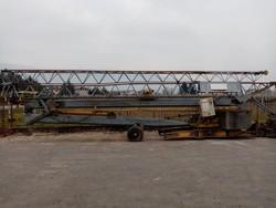 Comedil self erecting crane CBR 23 H - Lote 1 (Subasta 5258)