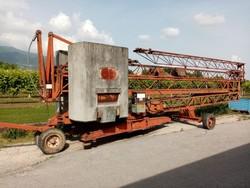 Self erecting FB GA618 crane - Lote 2 (Subasta 5258)